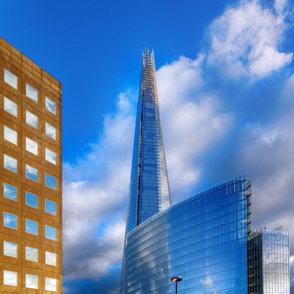 The Shard - tour- Londres- Renzo PIANO architecte- Groupe CEA