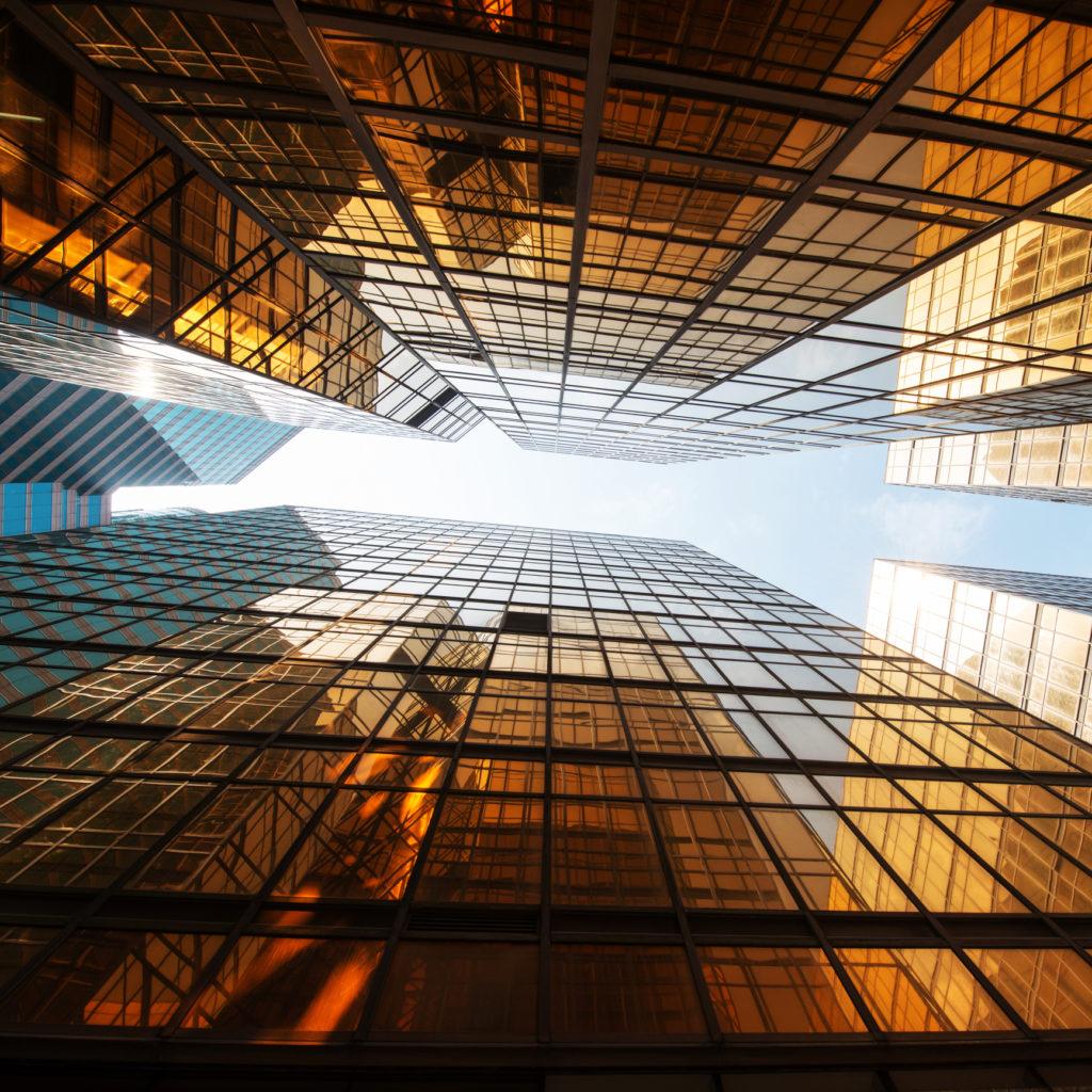 image moderne de immeuble de bureau hongkong groupe cea
